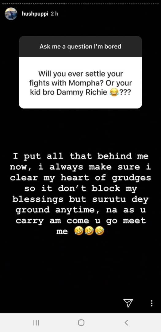 Hushpuppi speaks on his beef with Mompha, why he doesn't share photos of his girlfriend and why he doesn't wear jewelry