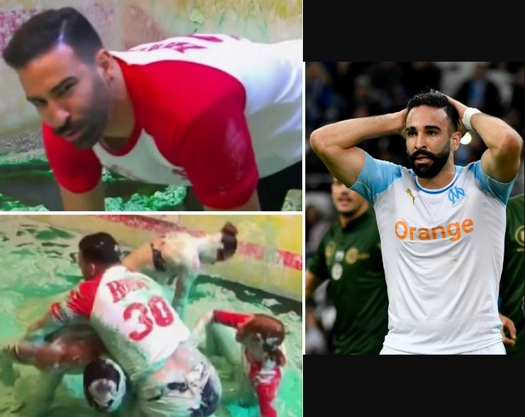 Adil Rami sacked by Marseille after skipping training to feature on reality TV show