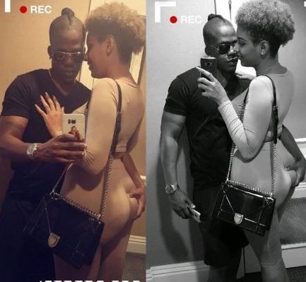 'I lied, I cheated, I took your love for granted' - Icebergslim apologizes to Juliet Ibrahim one year after they broke up
