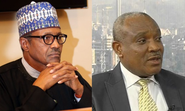 Buhari suspends Chairman of Special Investigation Panel,  Obono-Obla lindaikejisblog