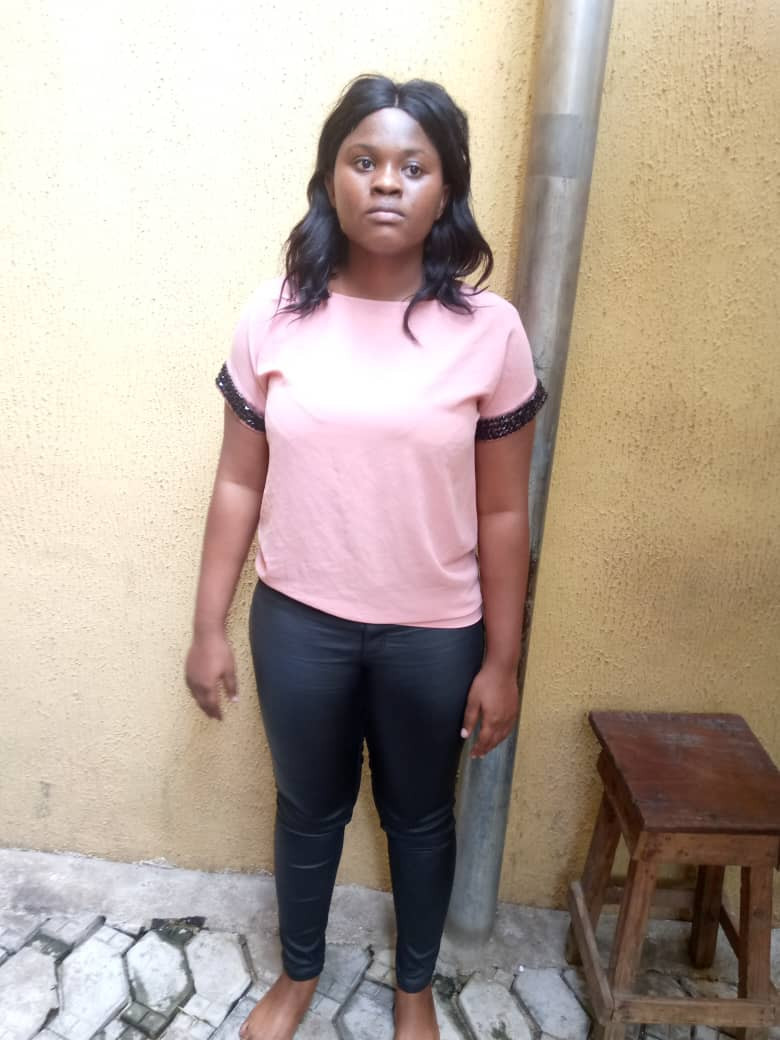 'I locked him in a dog cage because he broke my side mirror'- Woman in viral video assaulting 10 year old boy says