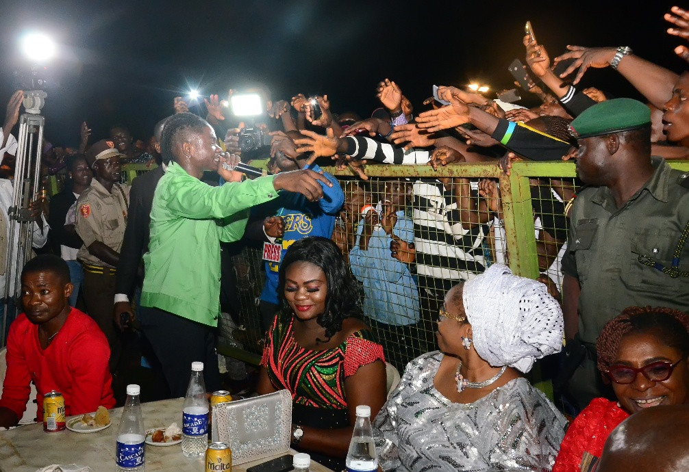 Unlimited joy as winners emerge in Glo-sponsored Ojude Oba festival