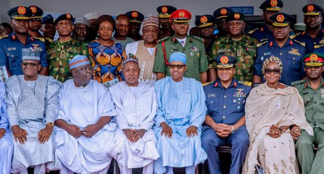 President Buhari commissions Air Force Hospital in Daura lindaikejisblog 2