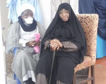 Breaking:  El-Zakzaky, wife on their way back to Nigeria