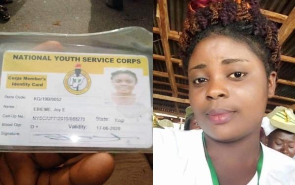 Corps member killed by a truck in Kogi lindaikejisblog