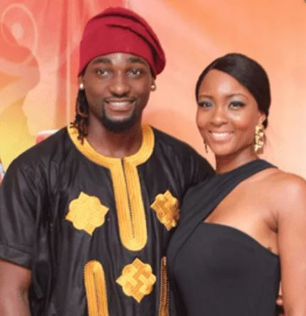 Osas Ighodaro removes her hubby's surname 'Ajibade' from her Instagram page (Photos)