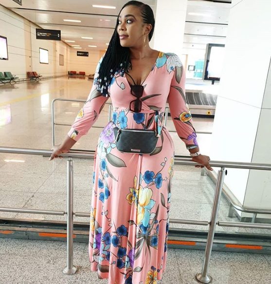 Ehi Ogbebor reacts after being told 'she married twice and failed twice'  1