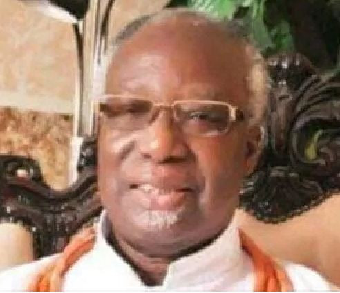 Chief Osayuki Obaseki, the first Chairman of Nigeria Professional Football Leagueis dead