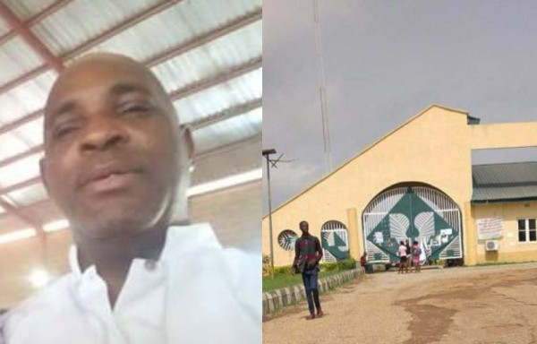 Federal University Oye-Ekiti Professor impregnates 16-year-old student lindaikejisblog