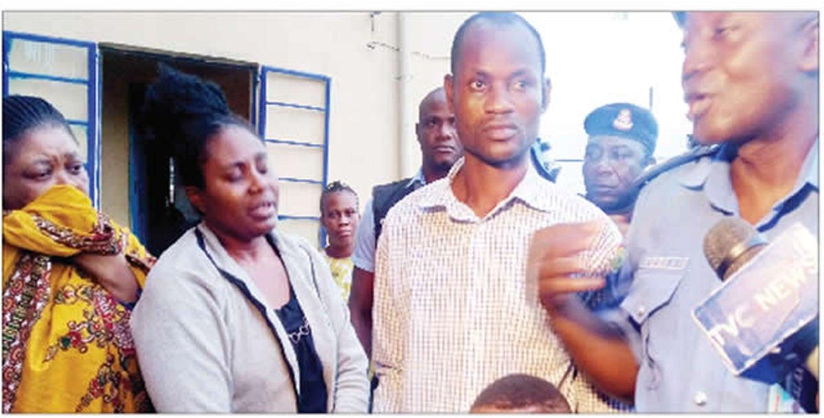Ogun boy sold for N1m recovered in Anambra lindaikejisblog
