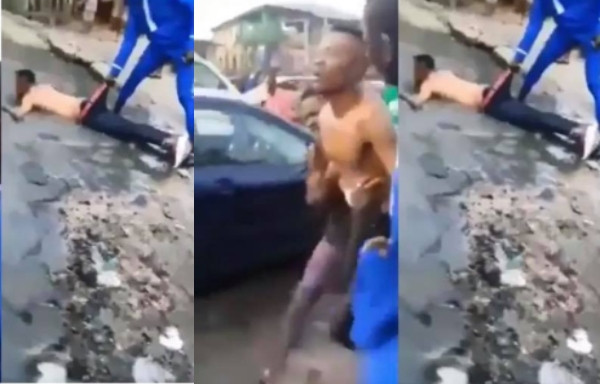 Yahoo boy runs mad after failing to use his mother for money ritual lindaikejisblog