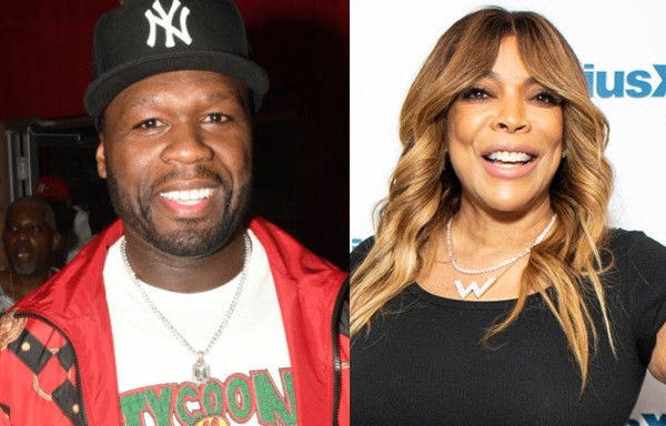 50 Cent stops Wendy Williams from entering his party lindaikejisblog