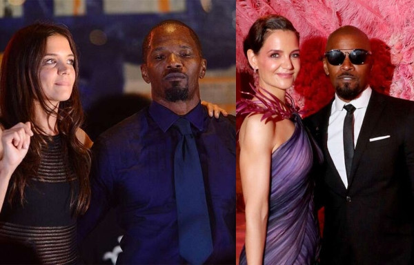 Jamie Foxx and Katie Holmes split after 6 years of dating lindaikejisblog