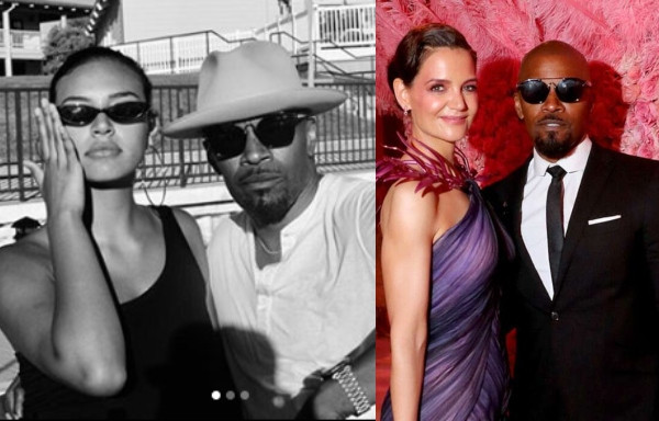 Jamie Foxx's new girlfriend Sela Vave 'living' at his home after split from Katie Holmes lindaikejisblog