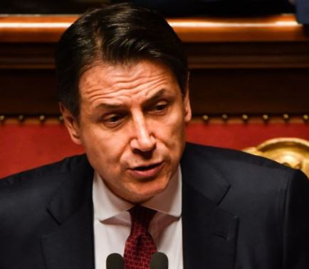 Italian Prime Minister, Giuseppe Conte resignsamid growing political tensions in the country