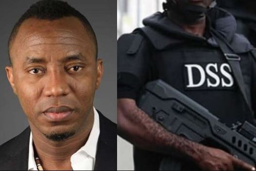 Sowore planned to violently topple government DSS