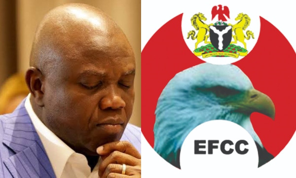 EFCC finally admits raid, but says they were attacked by Ambodes hoodlums lindaikejisblog