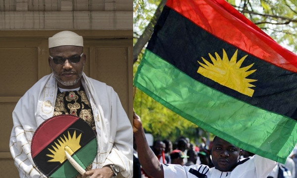 We won't stop attack on Igbo leaders until they all pay dearly for their sins - Nnamdi Kanu lindaikejisblog