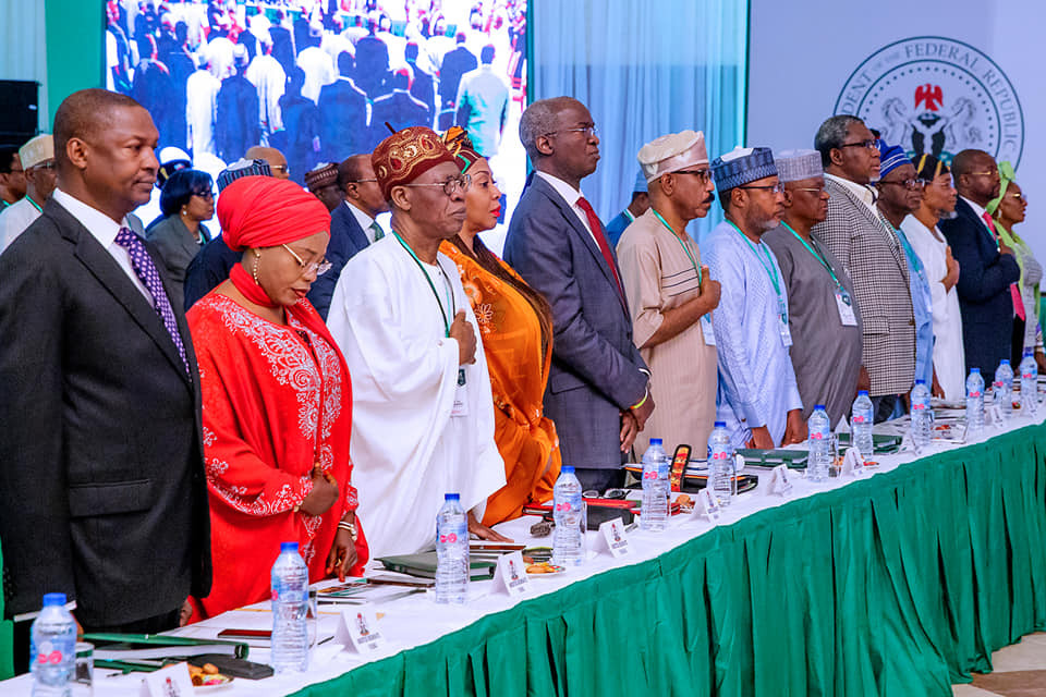 New ministers set to be sworn-in by President Buhari today