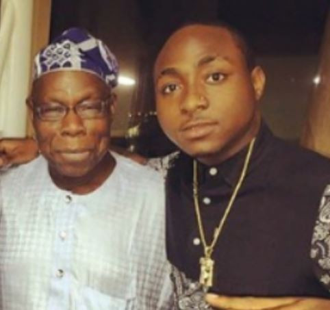 Davido reacts to report that he's on the list of top tax defaulters In Nigeria alongside Obasanjo, Omisore and others'