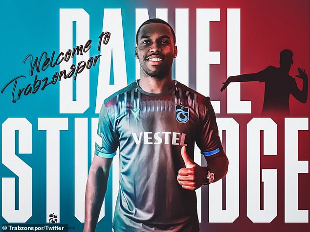 Ex-Liverpool & Chelsea striker, Daniel Sturridge signs for Turkish club Trabzonspor on a three-year deal