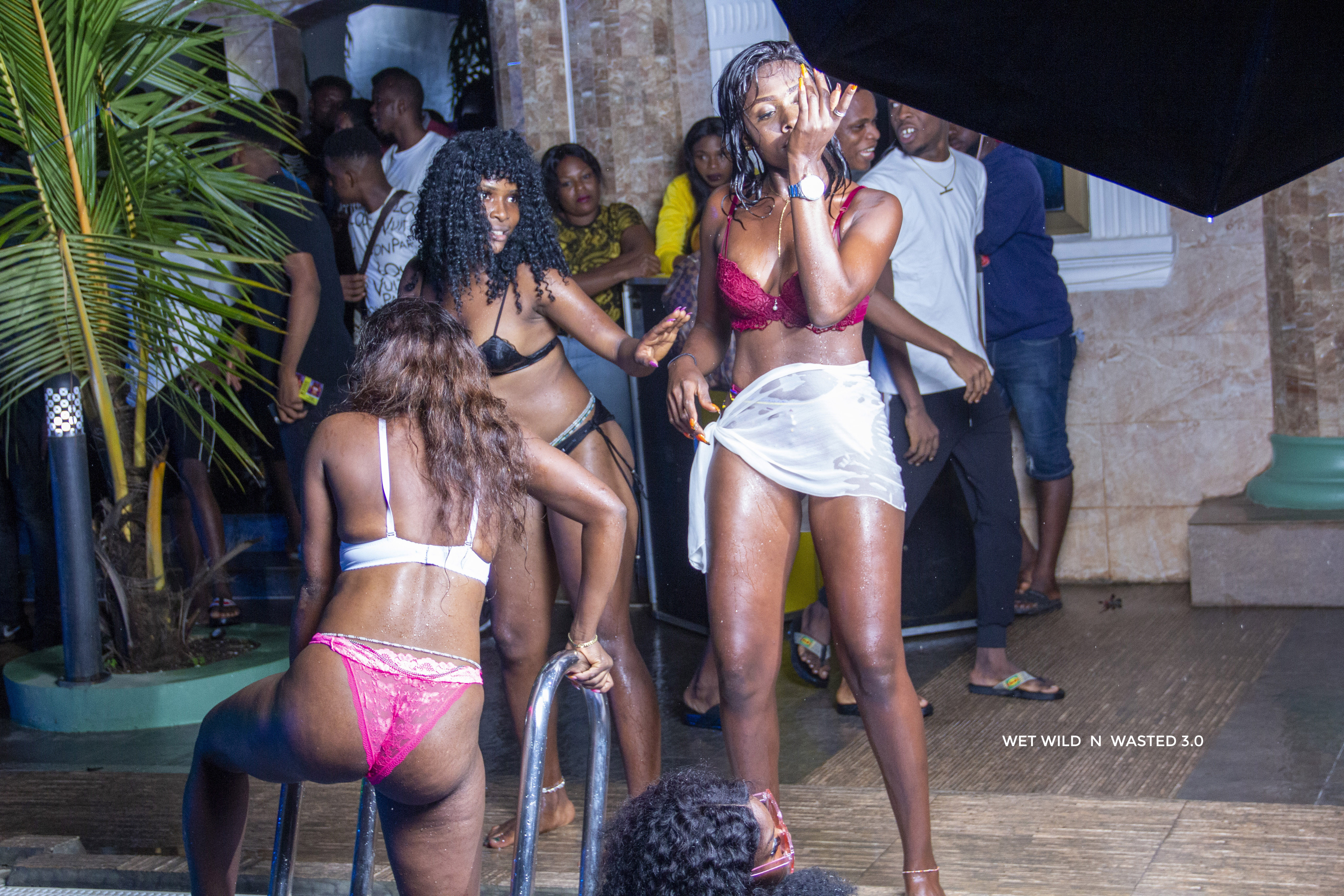 The Pool Party That Got Many People WastedWET WILD N WASTED BY DJ VAL