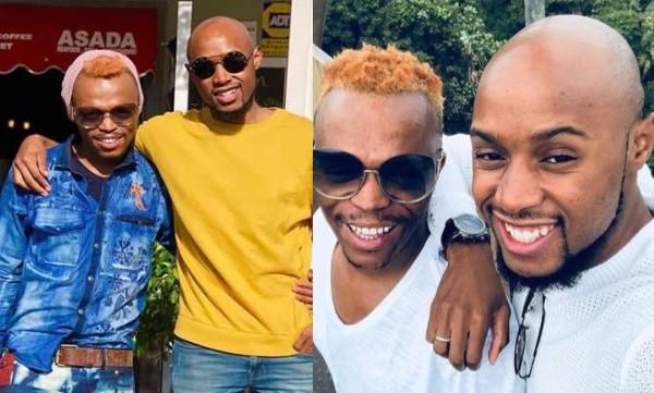 Somizi and Mohale's white wedding date revealed lindaikejisblog