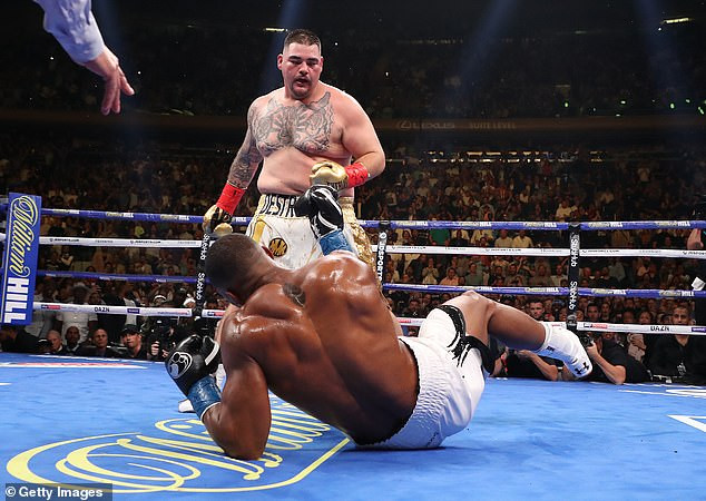 Andy Ruiz Jnr finally 'agrees to Saudi Arabia rematch with Anthony Joshua' after receiving huge financial offer