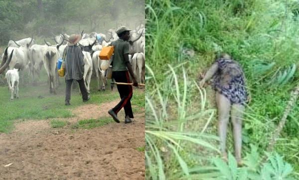 Enugu widow allegedly raped and killed by suspected herdsmen, has been identified lindaikejisblog