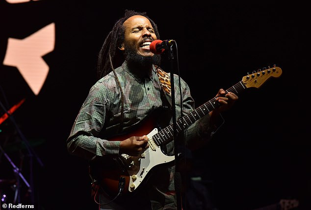 Bob Marleys son Ziggy Marley reveals he started smoking weed at 9 and his dad approved