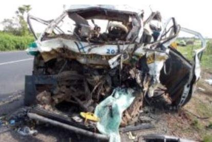 17 die in auto-crash along Ilorin-Jebba-Mokwa expressway in Kwara State