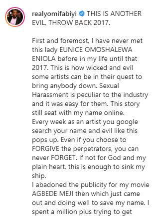 Yomi Fabiyi again denies demanding sex in exchange for movie role lindaikejisblog 1