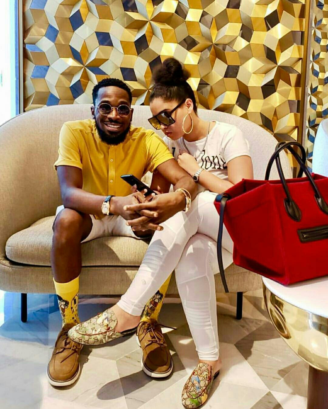 D'banj announces he's going to be a father in few months lindaikejisblog