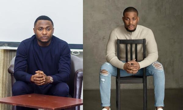 Alex Ekubo has apologised to me Ubi Franklin lindaikejisblog