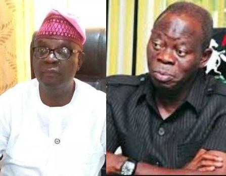 You will end up in shame -Sacked Ogun APC chairman curses Adams Oshiomhole