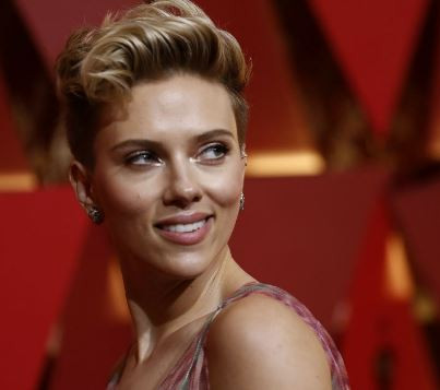 For the second year in a row, Scarlett Johansson tops Forbes list of highest paid actress in the world