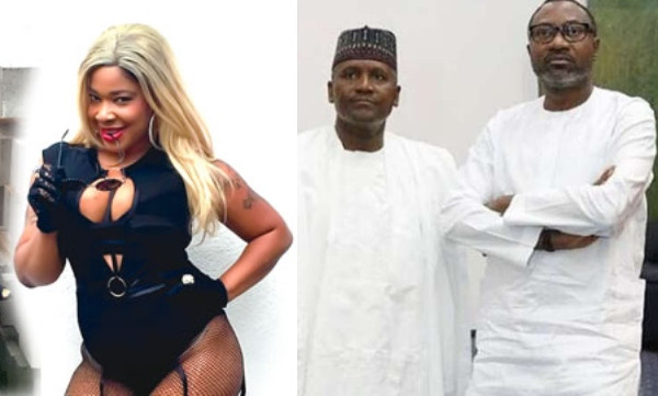 Porn star, Afrocandy tells Otedola and Dangote to solve Nigeria's power problem with their money instead of investing in refineries lindaikejisblog