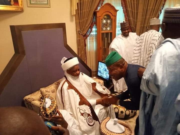 Photos from the wedding ceremony of Sultan of Sokoto's daughter lindaikejisblog 3