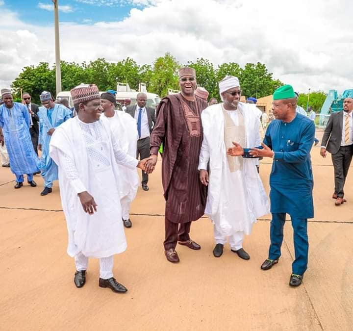 Photos from the wedding ceremony of Sultan of Sokoto's daughter lindaikejisblog 4