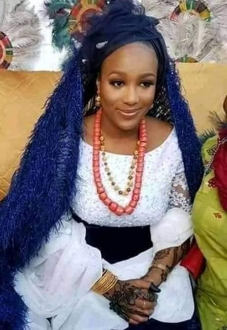 Photos from the wedding ceremony of Sultan of Sokoto's daughter lindaikejisblog 10