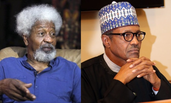 Stop using security agencies to silence Nigerians - Soyinka tells Buhari lindaikejisblog