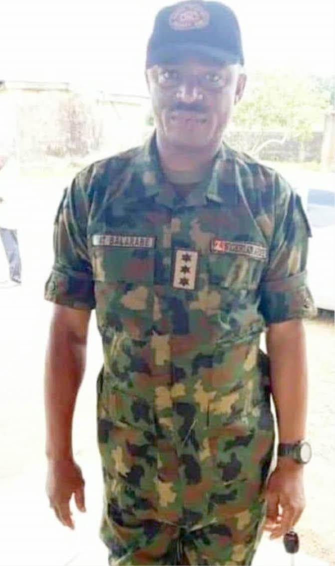 Photos of Army Captain who helped Taraba kidnap king, Hamisu Wadume escape after ordering shooting of policemen lindaikejisblog 2