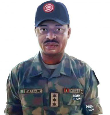 Photos of Army Captain who helped Taraba kidnap king, Hamisu Wadume escape after ordering shooting of policemen lindaikejisblog 4
