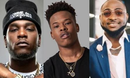 Full List:Nasty C, Davido, Burna Boy, leadNominees for the 6th AFRIMA Awards