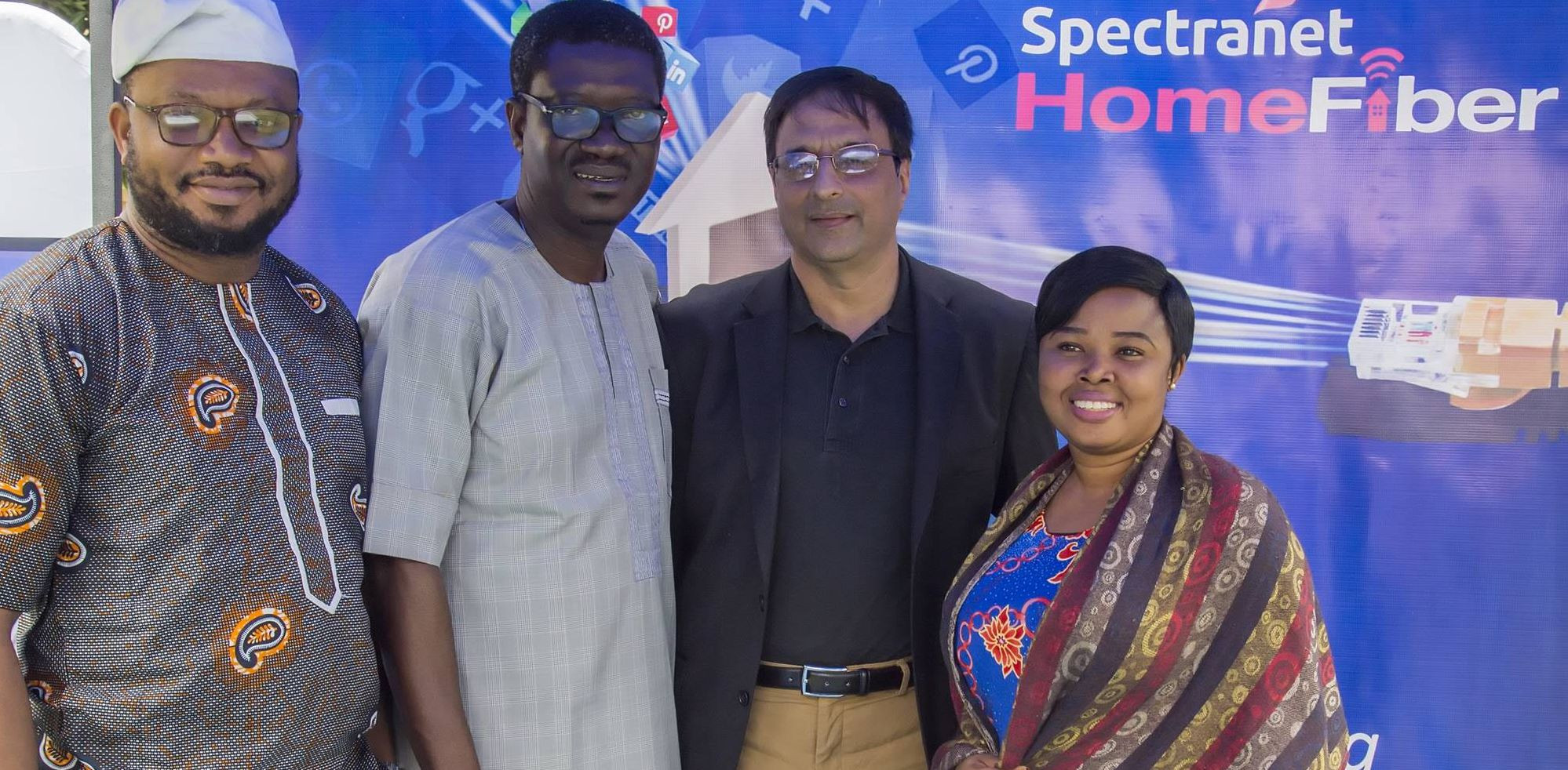 Spectranet Targets Enhanced Internet Experience with the launch of Home Fibre and Fibre on Air truly Unlimited Data Plans
