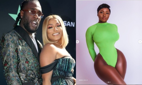 Stefflon Don denies Burna Boy dumped her for Princess Shyngle lindaikejisblog