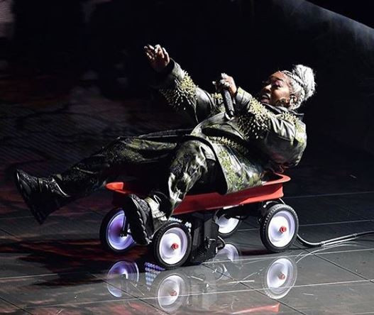 Photos: HowMissy Elliott stole the show with her iconic performance at the 2019 #VMAs