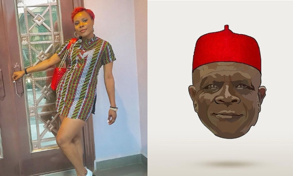 Actress Uzo Osimkpa remembers her father, a year after his death lindaikejisblog