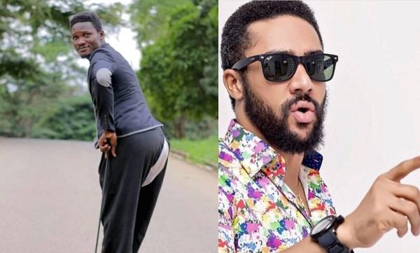 Majid Michel is now a pastor because he is hungry  Actor Sean Paul lindaikejisblog