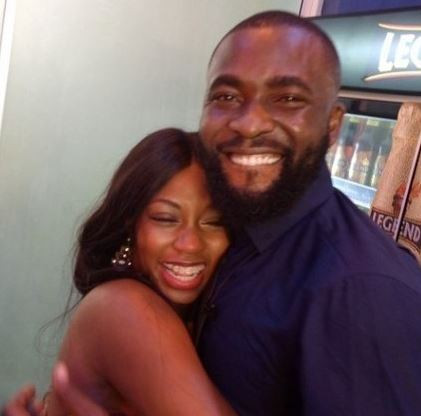 #BBNaija: From the bottom of my heart, I love you and I'm sorry I didn't stamd up for you enough - Gedoni sends message to Khafi (Video)